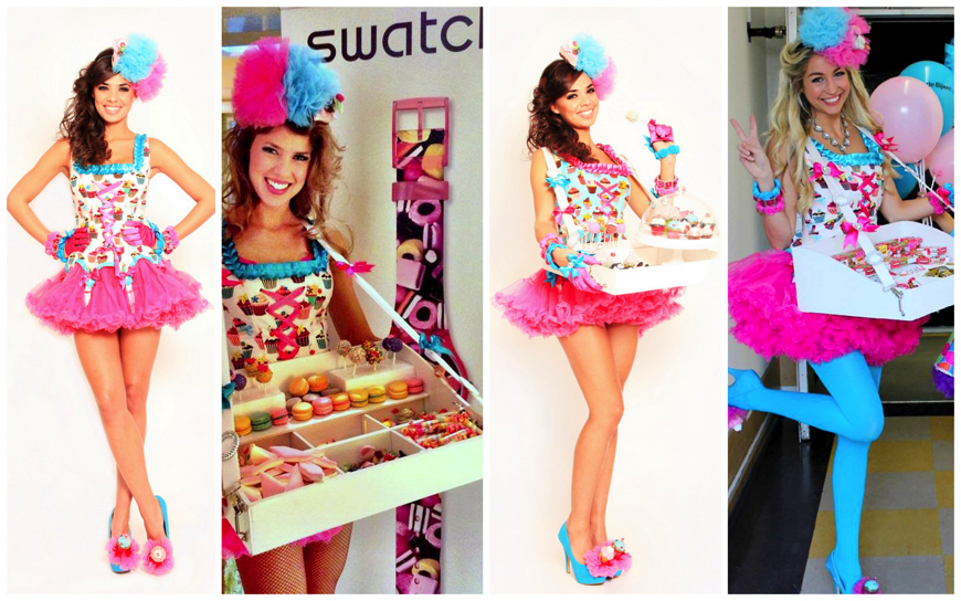 Candy Girls Sweet - (Modellen E01)